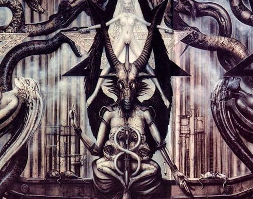 The Occult Experience (Frank Heimans)