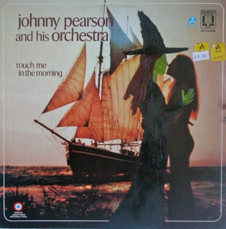 Johnny Pearson and his orchestra