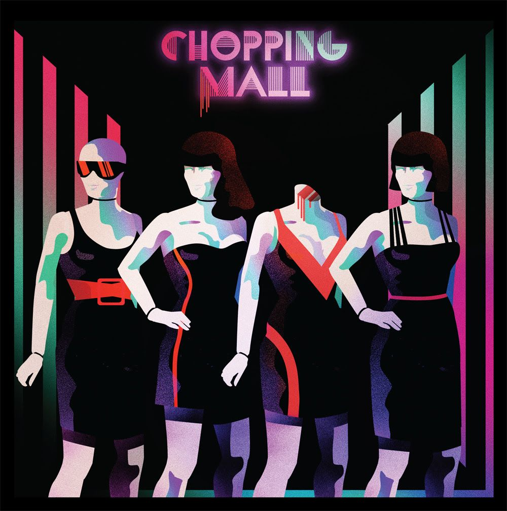 Chopping Mall (Waxwork Records)