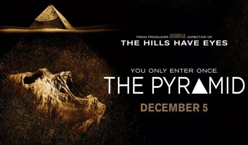 The Pyramid poster promocional