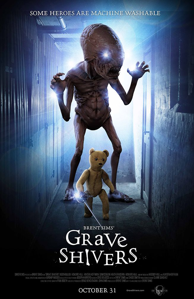 Grave Shivers (Brent Sims)