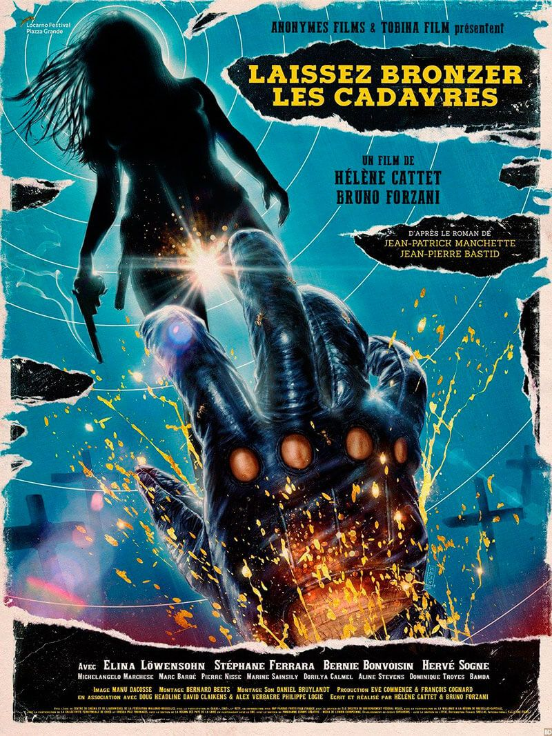 Let the Corpses Tan (Helene Cattet y Bruno Forzani)