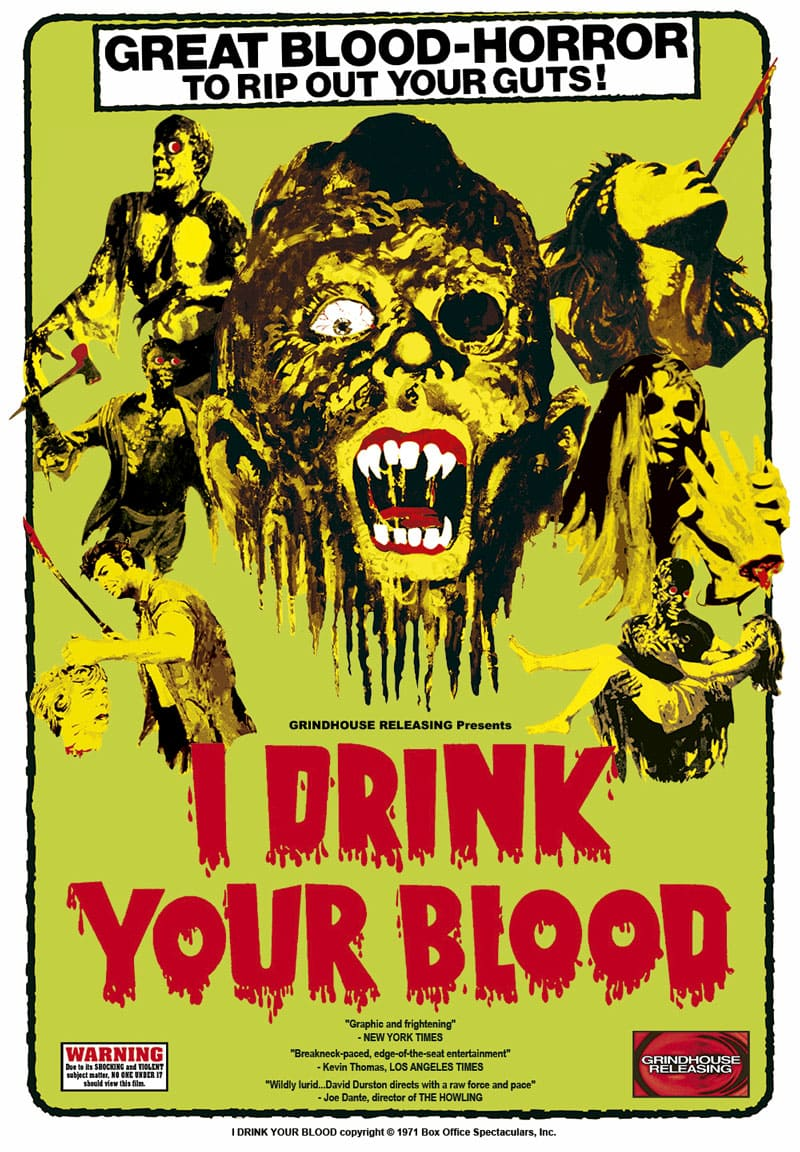 I Drink Your Blood (David E. Durston)